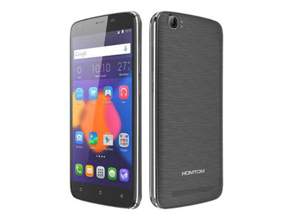 Doogee HomTom HT6 Smartphone with Massive 6200mAh Battery