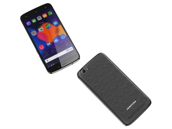 Doogee HomTom HT6 Smartphone with Massive 6200mAh Battery