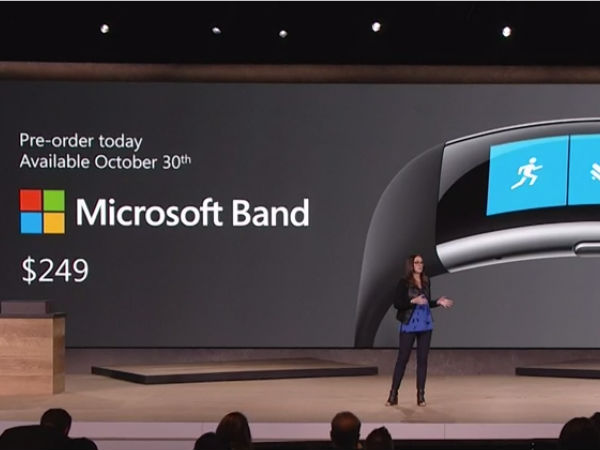 Microsoft Band 2 Announced with UV Monitor, Barometer