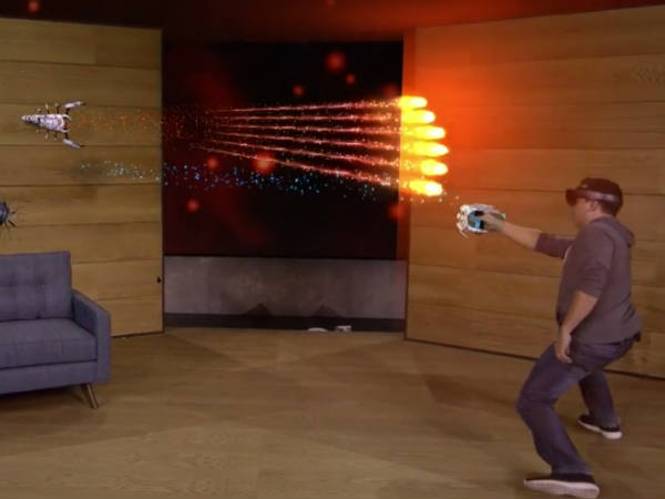 Microsoft HoloLens Development Kit coming in 2016 for $3000