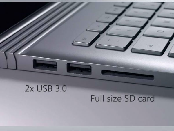 Microsoft introduces it's first laptop: The Surface Book!