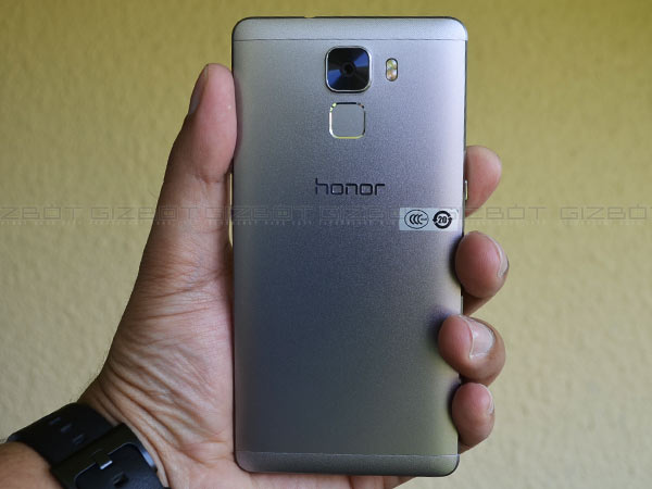Honor 7 Smartphone Launched in India for Rs. 22,999