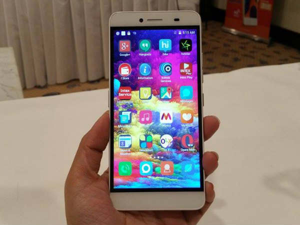 Intex Aqua GenX Smartphone with 5.5-inch Display, Coming Soon In India