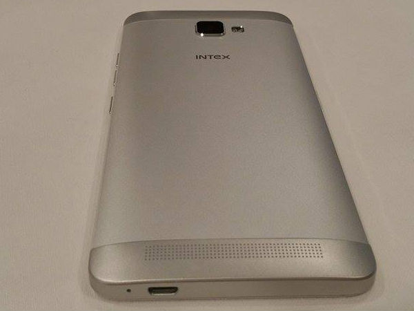Intex Aqua GenX Smartphone with 5.5-inch Display, Coming Soon In India