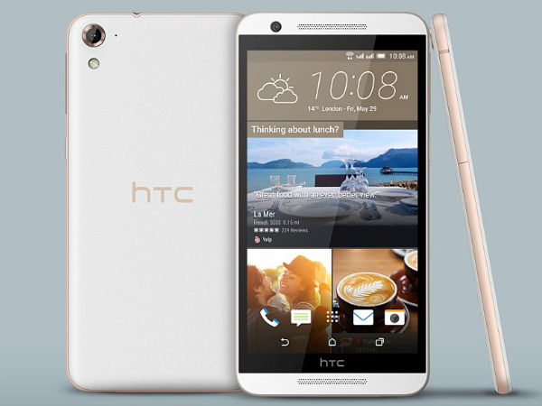 HTC One E9s now official in India with 2TB of expandable memory