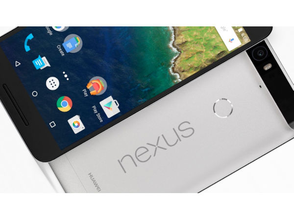 Nexus 6P comes with an all metal build
