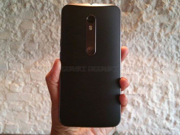 Moto X Style Smartphone Launched At Rs 29,999: Specs, Availability