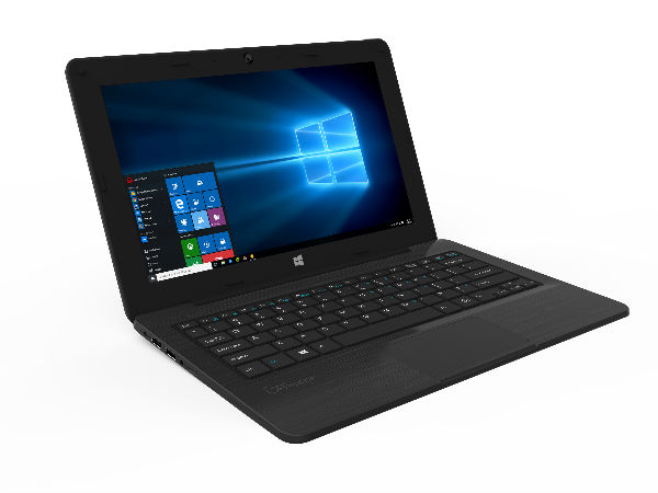 Micromax Launches Intel Atom Powered Canvas Lapbook at Rs. 13,999