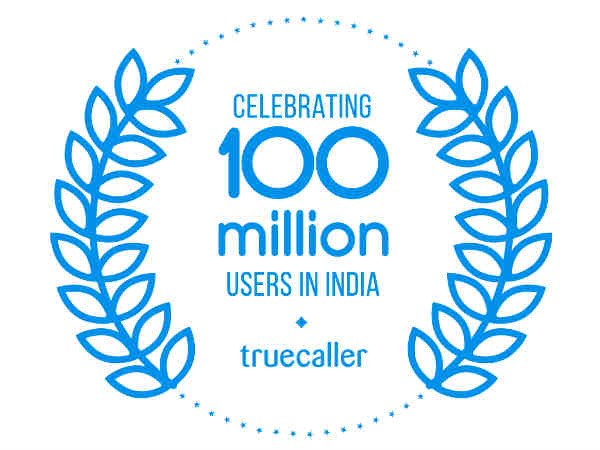Truecaller Surpasses 100 Million Users In India