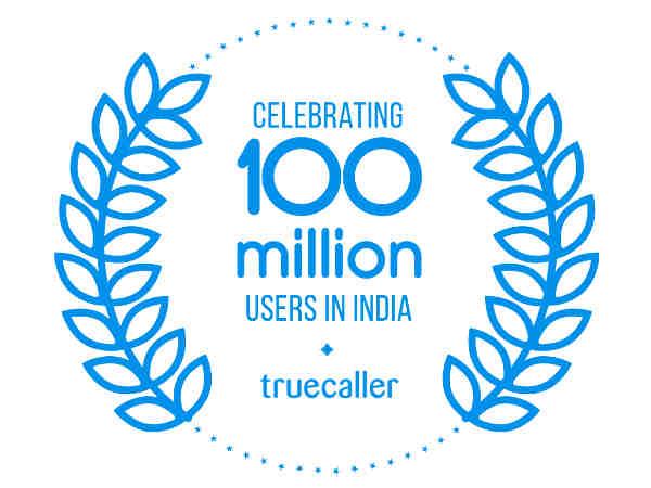 Truecaller Surpasses 100 Million Users In India