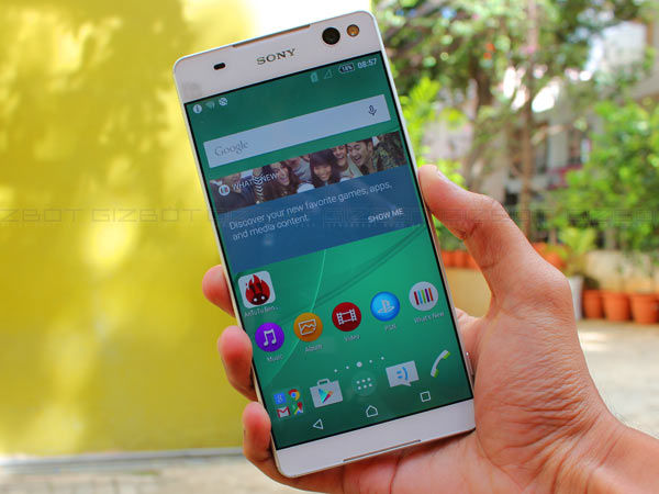 Sony Xperia C5 Ultra Review: The Biggest Selfie-Centric