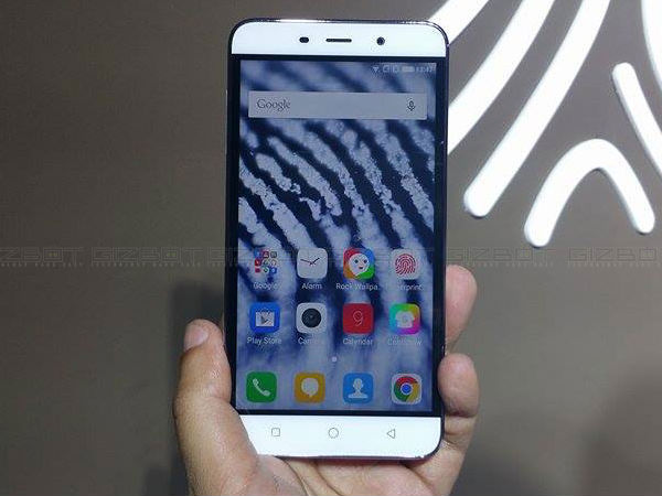 CoolPad Note 3 Smartphone Launched At Rs. 8,999