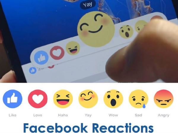 Facebook 'Like' button gets more emotive
