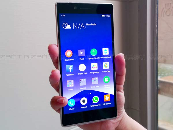 Gionee Elife E8 First Impressions
