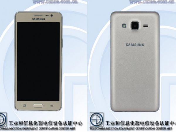 Samsung Galaxy Grand On with 5.1-inch Display, Android 5.1 Spotted