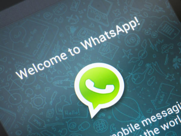 WhatsApp offers Android users back-up in Google Drive