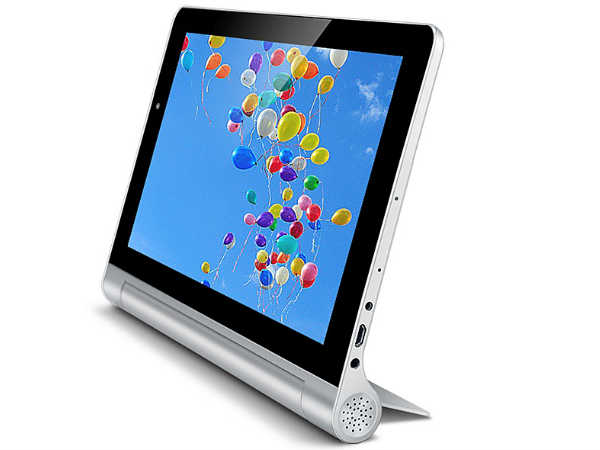 iBall Launches 8-Inch Slide Brace-X1 Mini Tablet At Rs 12,999