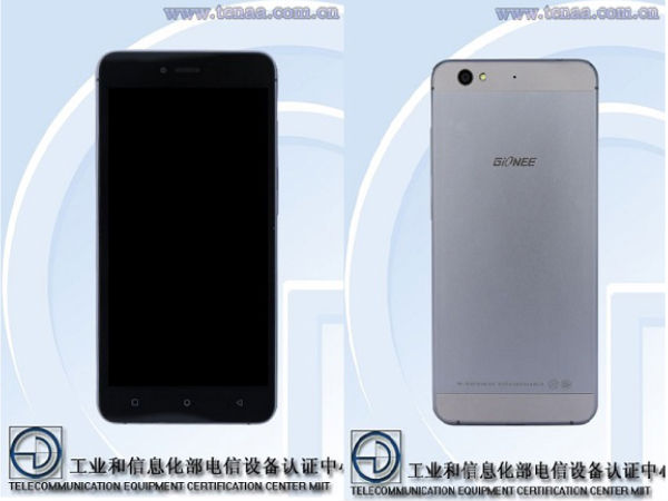 Gionee GN9010 with 5.5 inch HD display and 6.9 mm thin