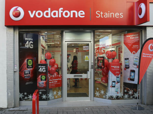 Vodafone India to launch 4G services in Mumbai