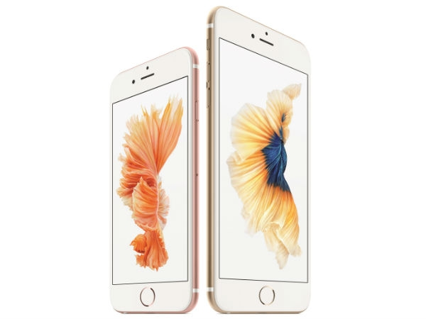 Old models challenge iPhone 6s in China
