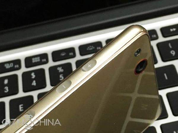 ZTE Nubia X8 Images Leaked with Touch Sensitive Volume Rockers