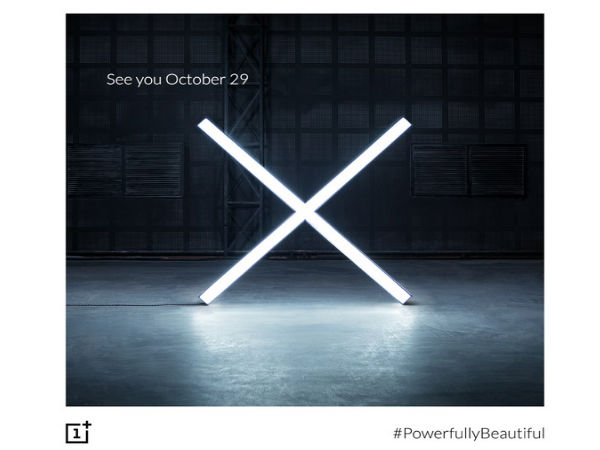 OnePlus Releases New Teaser Image, Hints OnePlus X Arrive on Oct 29