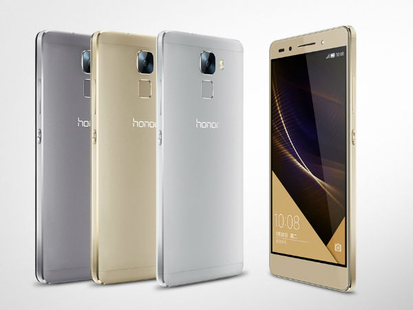 Honor 7 Goes On Sale Exclusively On Flipkart Starting Today