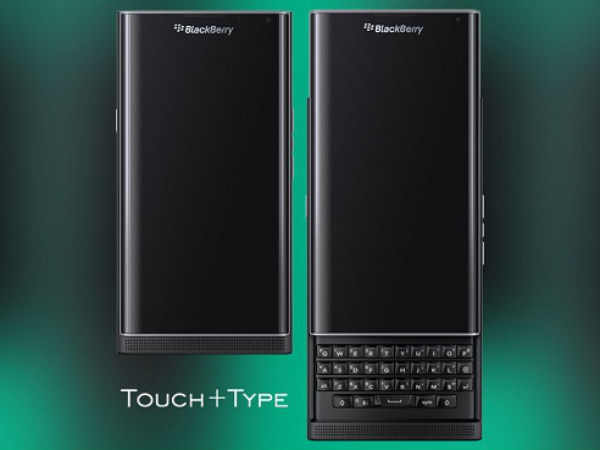 Blackberry Announced Pre-Order for Android Powered Priv Smartphone