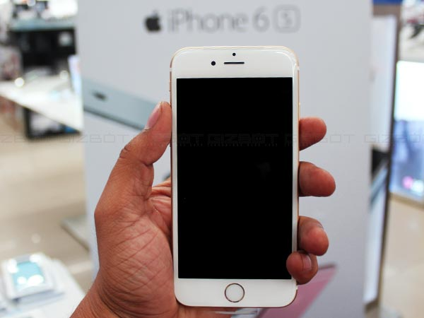 Apple iPhone 6s and 6s Plus India Launch: Specs, Price and User