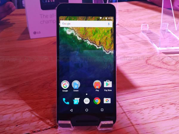 Nexus 6P First Impressions