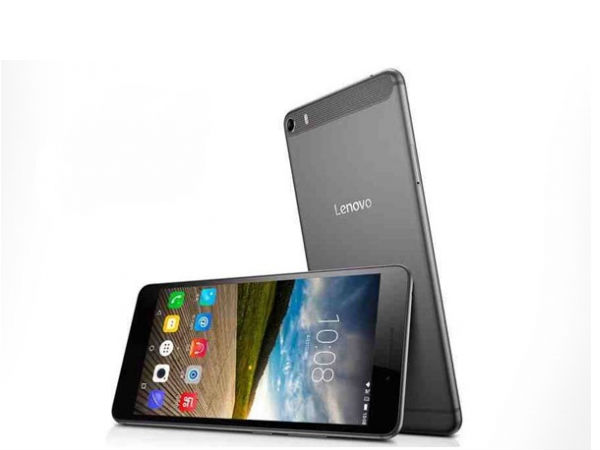 Lenovo Launches Phab Plus with Snapdragon 615 CPU, 2GB RAM
