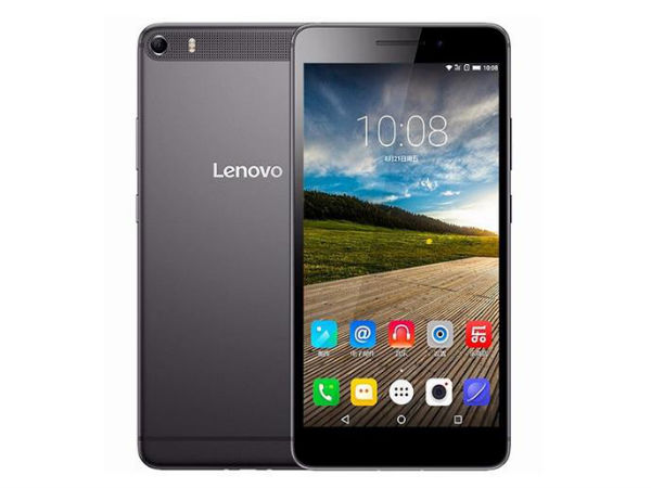 Lenovo Launches Phab Plus with Snapdragon 615 CPU, 2GB RAM