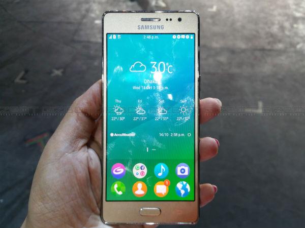 Samsung Z3 First Impressions