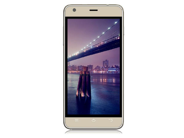 Intex Aqua Life III with 5-inch Display, Quad-Core CPU Launched