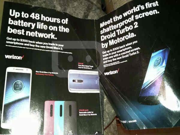 "Motorola and Verizon join hands for ""Droid Series"" smartphones"