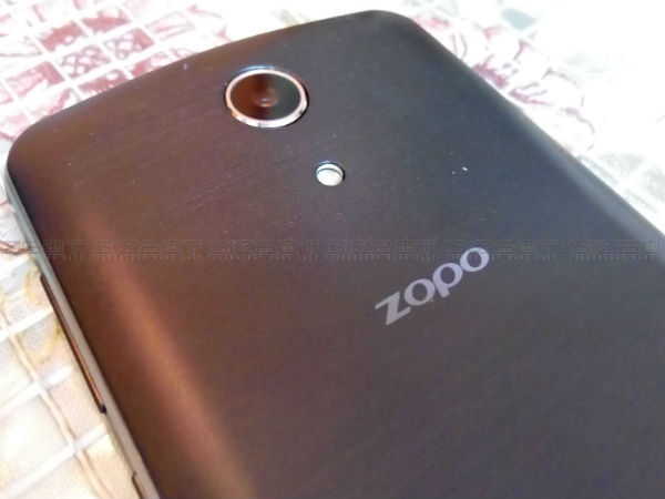 Zopo Speed 7 Plus Hands On