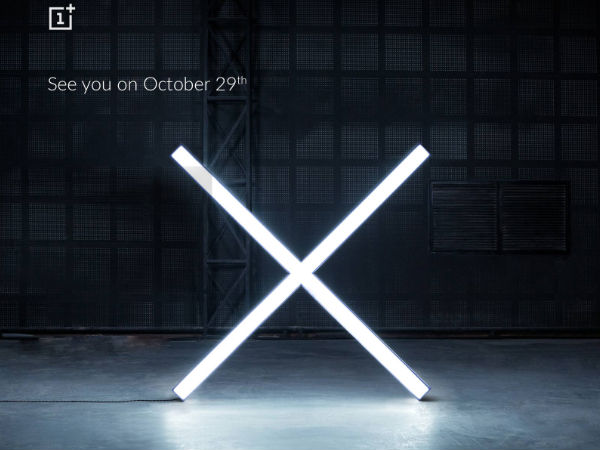 OnePlus Sent Out Media Invites for OnePlus X Launch on October 29