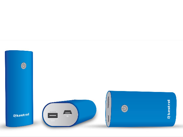 Kestrel Mobiles introduces SHRIKE KP -237 power bank at Rs 599