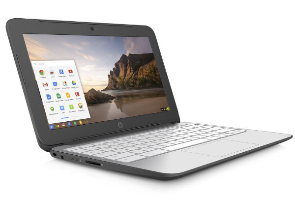 All new HP Chromebook 14 starts from $ 250
