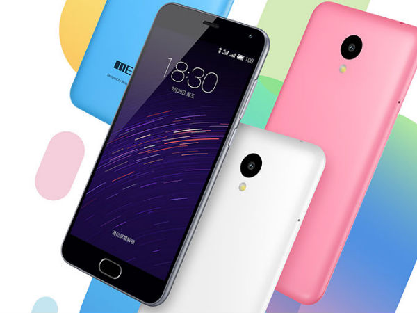 Meizu M2 Second Batch to be Available on Snapdeal from October 23