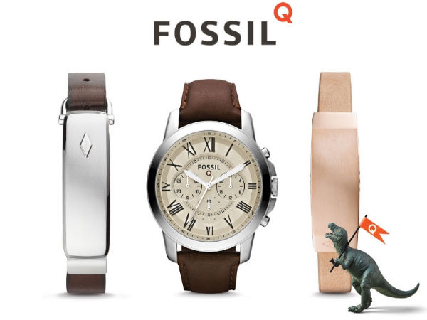 Fossil launches Q- series watches as high end android wearbles
