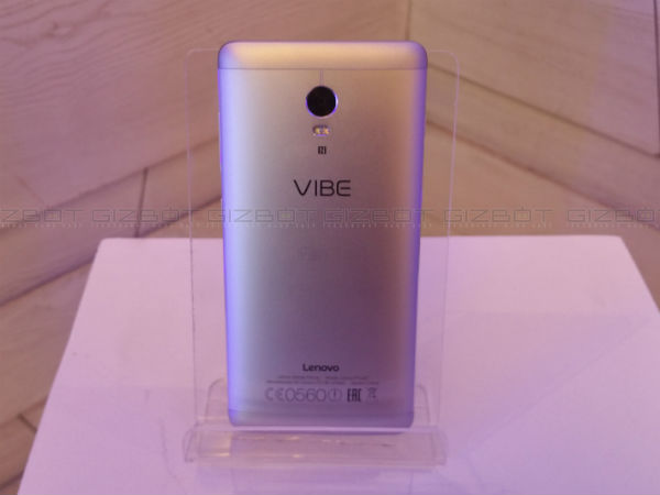 Lenovo Vibe P1 First Impressions and Hands On: Good phone, priced well