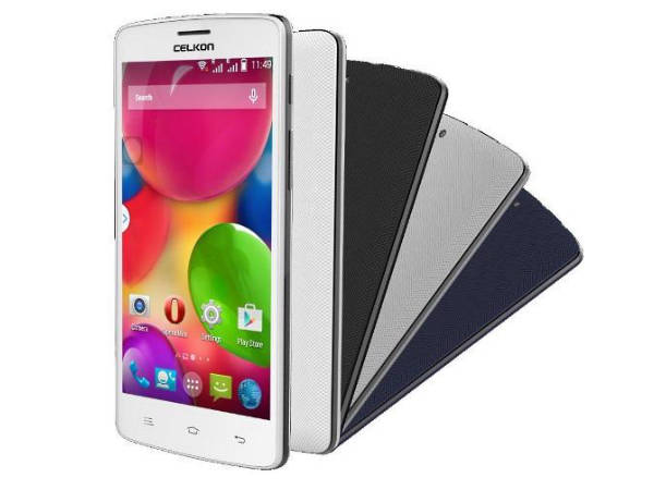 Celkon Millennia Q5K Power