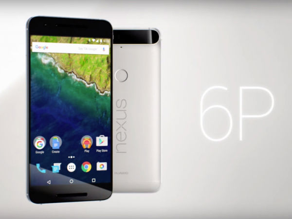 Google to ship high-end Nexus 6P starting November at Rs 39,999