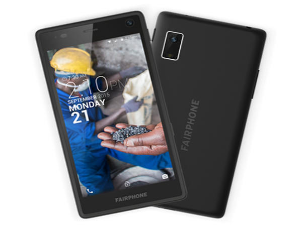 Fairphone 2 Can Now Be Pre-Ordered