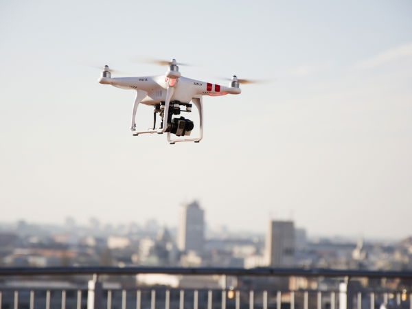 Drones to autonomously repair cities of the future: Study