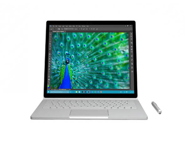 Microsoft rolls out firmware update for Surface Book laptops