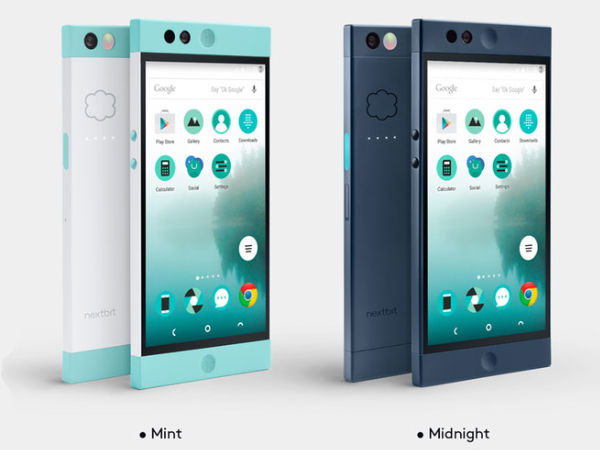 Nextbit Robin: The First Cloud Storage Smartphone Now up For Pre-Order
