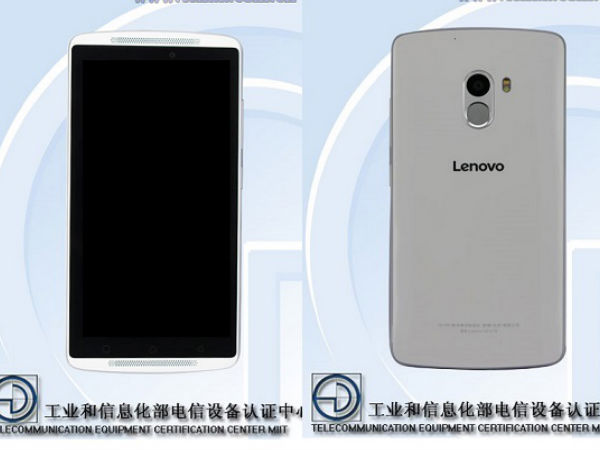 Lenovo Mid Range Smartphone Vibe X3 Lite Spotted [Report]