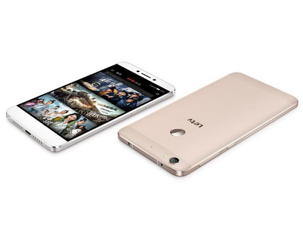 LeTV Announced Mid-Range Le 1s Smartphone with Octa-Core CPU